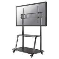 Newstar Mobile Flat Screen Floor Stand (stand+trolley) (height: 137-162 cm)
