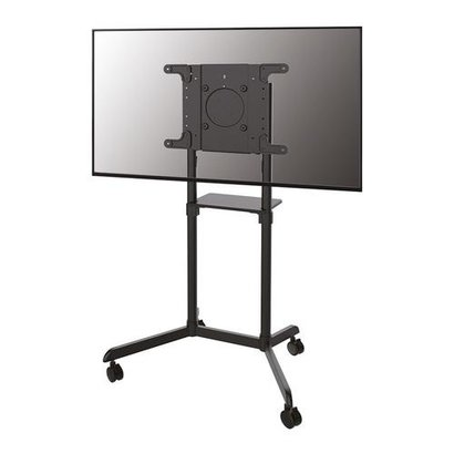 Newstar Mobile Flat Screen Floor Stand (height:160 cm)
