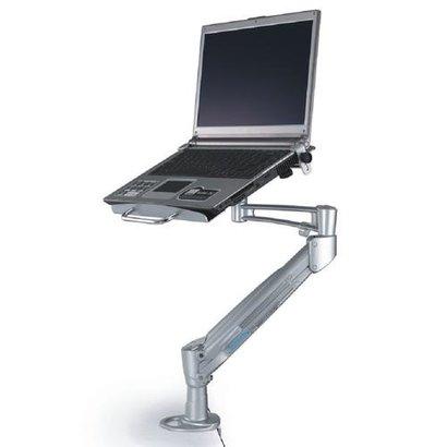 Newstar notebook zwenkarm - hoogte: 0-46 cm. diepte: 0-60 cm