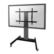 Newstar Motorised Mobile Floor Stand VESA 200x200 up to 800x600 Silver 42-100i