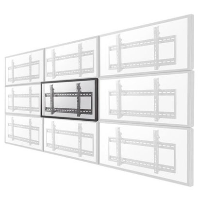 Newstar Flat Screen Wall Mount for video walls (stretchable)