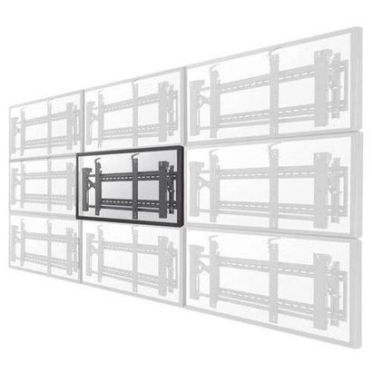 Newstar  Flatscreen Wall Mount for videowalls (stretchable) screen 1 Black 32-75i