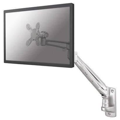 Newstar LCD/TFT in hoogte verstelbare wandsteun- gasveer - 5 inst.