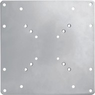 Newstar LCD-ARM NEW10-36i Verloopplaat75 - 200mm zilver
