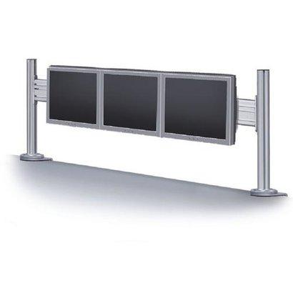 Newstar  toolbar voor 3 schermen (42.5 cm hoog. 100cm breed)