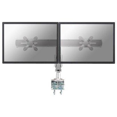 Newstar LCD/TFT bureausteun (klem) - gasveer - 5 inst. - lengte 48 cm