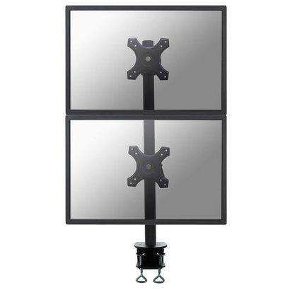 Newstar  Duel Vertical Flatscreen Desk Mount Clamp