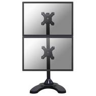 Newstar Duel Vertical Flatscreen Desk Mount Stand / Foot