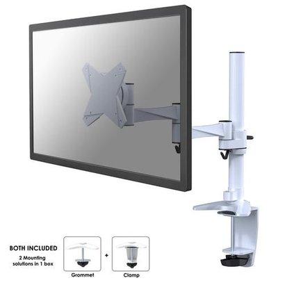 Newstar  Flatscreen Bureausteun (bureauklem & bladdoorvoer ) 1 scherm
