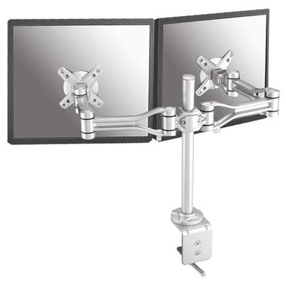 Newstar LCD-ARM NEW 5 movements silverD1030D 2xLCD