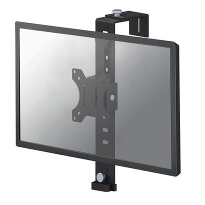 Newstar Flatscreen Cubical Hanger (to hang a monitor over a separation wall) Black 10-30i