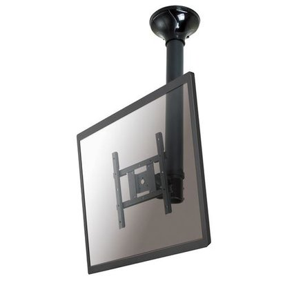 Newstar  LCD/TFT/LED Plafondsteun Black