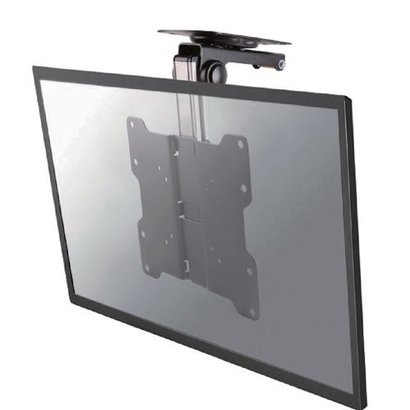 Newstar Flatscreen Ceiling Mount (Height: 26.5-40 cm) Black 10-40i