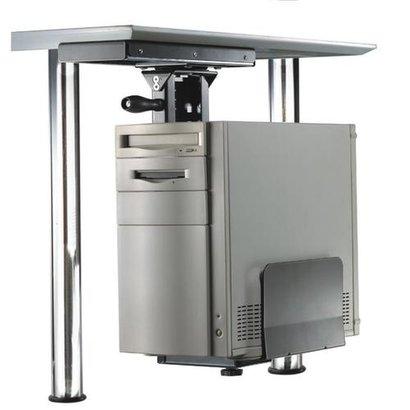 Newstar PC ACC  CPU-D250Silver Aluminium