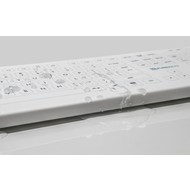 Purekeys Medical Keyboard 104 keys IP66, compact size, wireless