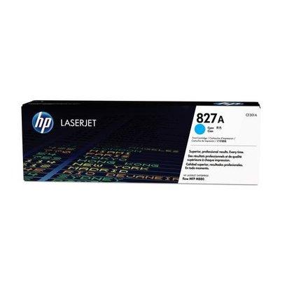 HP 827A Origineel Cyaan 1 stuk(s)