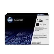 HP 14X Origineel Zwart 1 stuk(s)