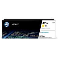 HP 415X Origineel Geel 1 stuk(s)