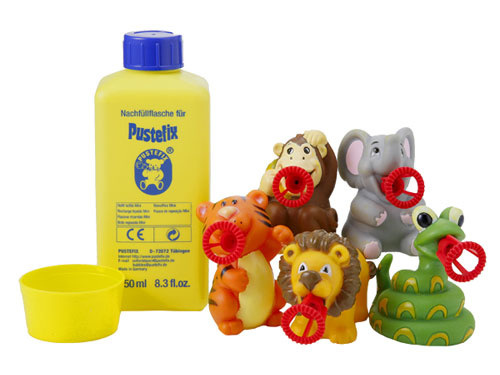 Pustefix Pustefix Knijpdiertjes Safari