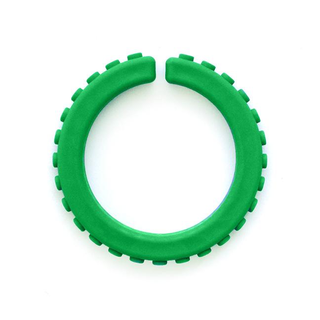 ARK-therapeutic ARK's Brick Bracelet Textured Chew / Fidget Large