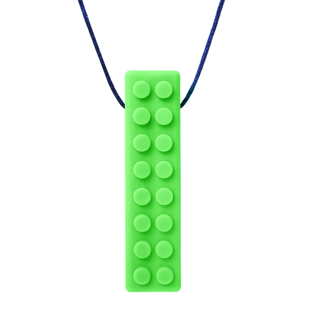 ARK-therapeutic ARK's Brick Stick™ Textured Chew Necklace