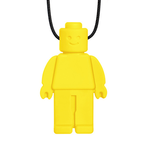 ARK-therapeutic ARK's Chew Dude™ Chewable Figurine Necklace