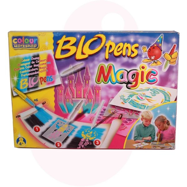 Malinos Magic Blopens