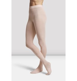 Bloch TO981G Girl's Contoursoft Footed Tights