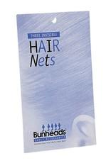 Bunheads BH420 Hair nets (3)