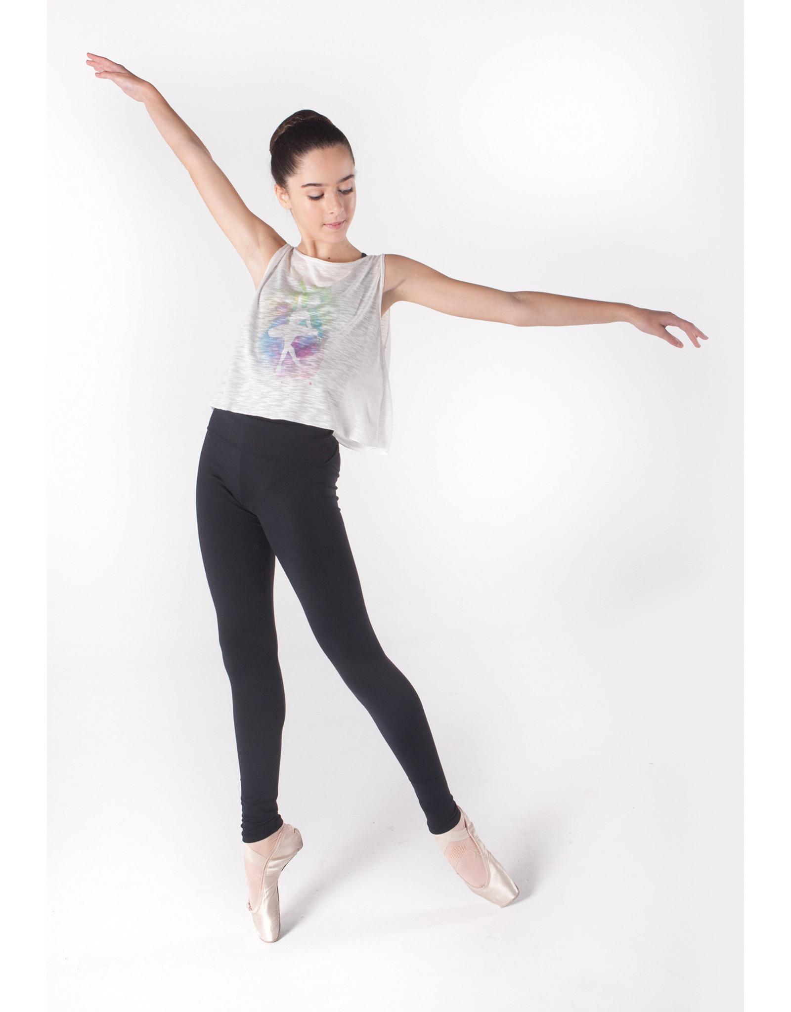 Intermezzo 5215 Legging met omslag taille