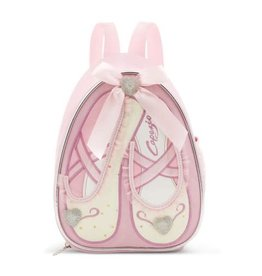 Capezio B122C Slippers Backpack pink PINK