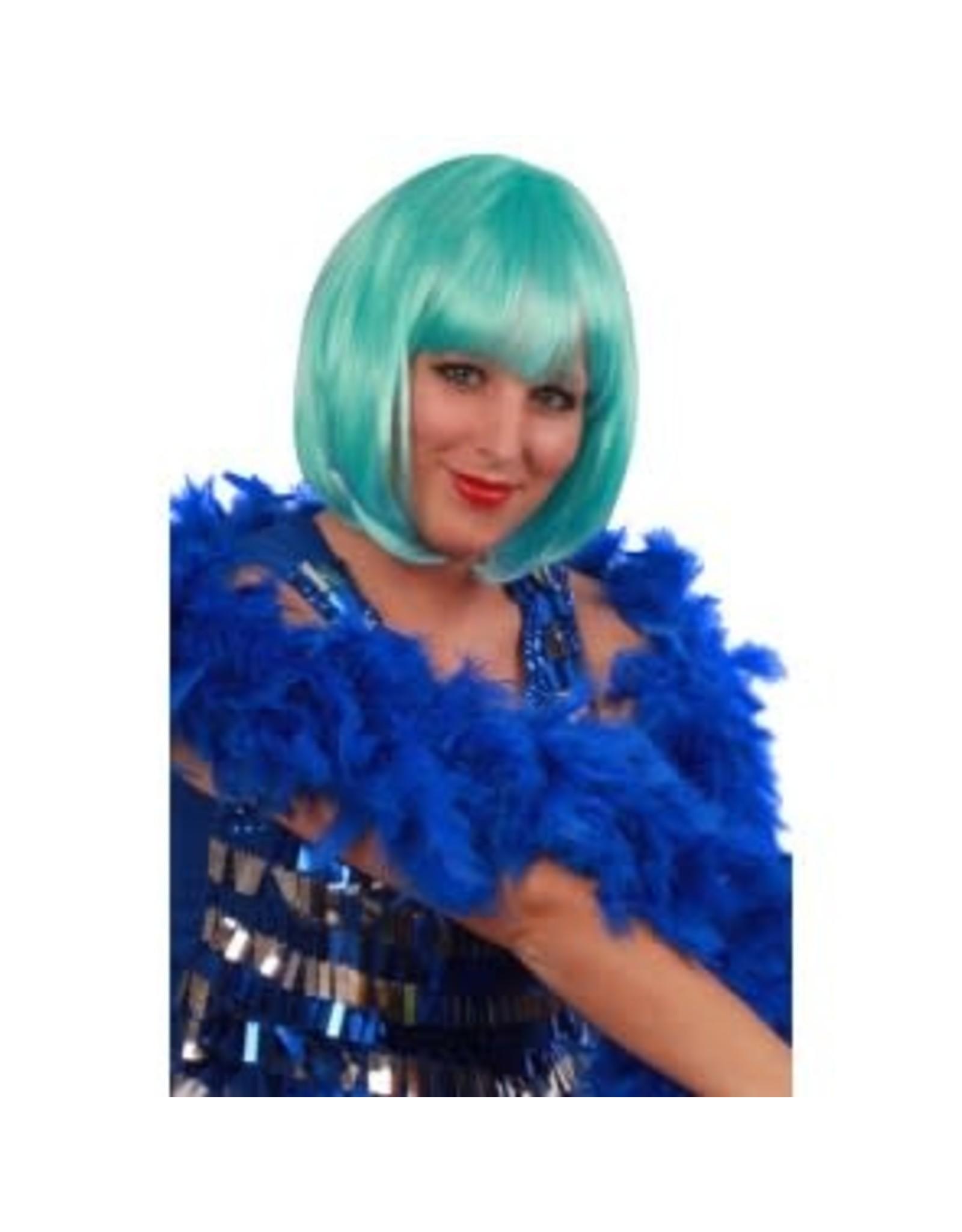 PartyXplosion Boa 180 cm, 75 gr Blauw