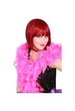 PartyXplosion Boa 180 cm, 75 gr Dark pink