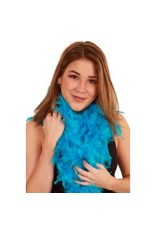 PartyXplosion Boa 180 cm, 75 gr Turquoise
