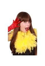 PartyXplosion Boa 180 cm, 75 gr geel