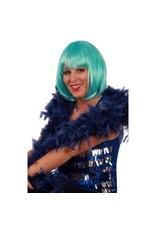 PartyXplosion Boa 180 cm, 75 gr marineblauw
