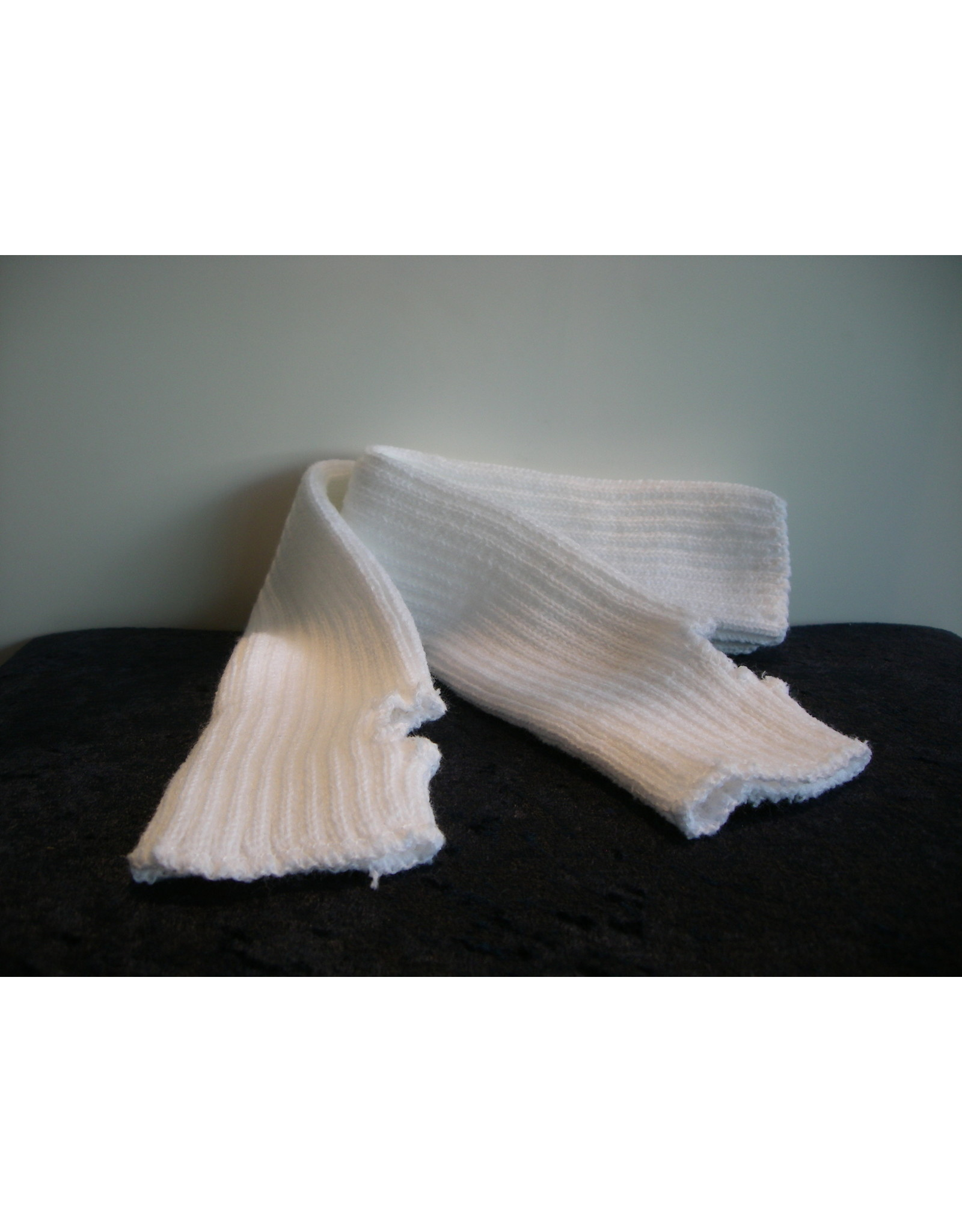 Intermezzo Enkelwarmers 40cm 001 White