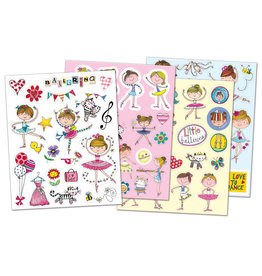 Intermezzo 9040 Ballerina stickers
