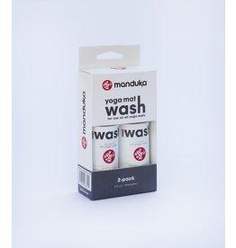 Manduka Welcome Yoga Mat Wash 2-pack
