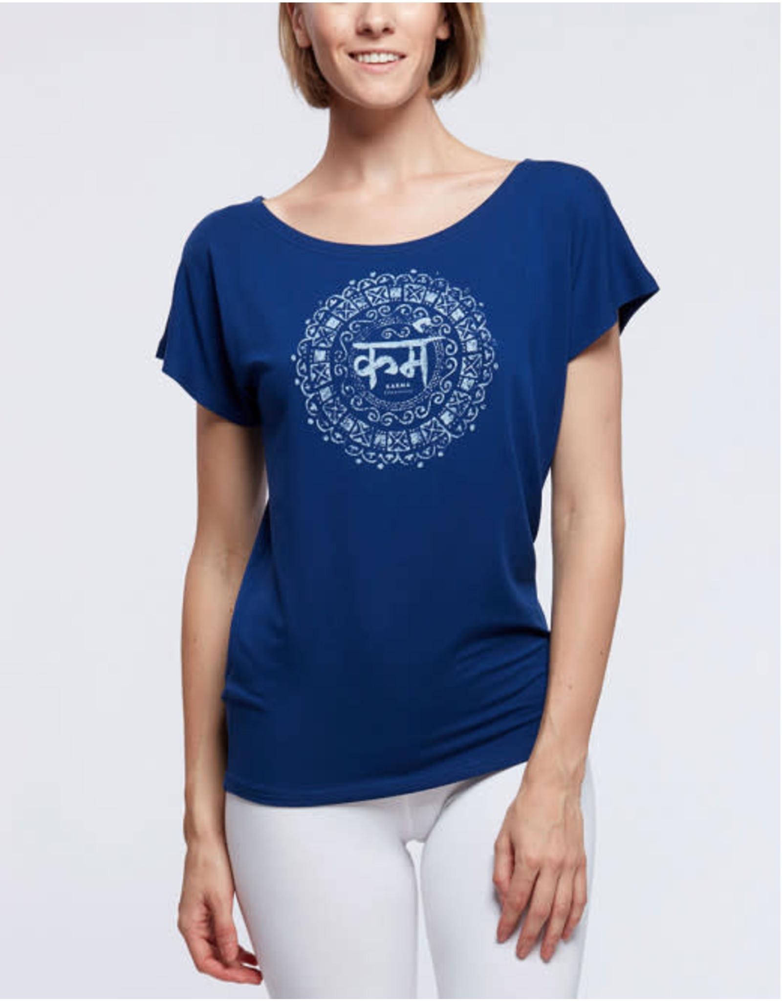Temps Danse AVA Sanskrit Yoga Tshirt