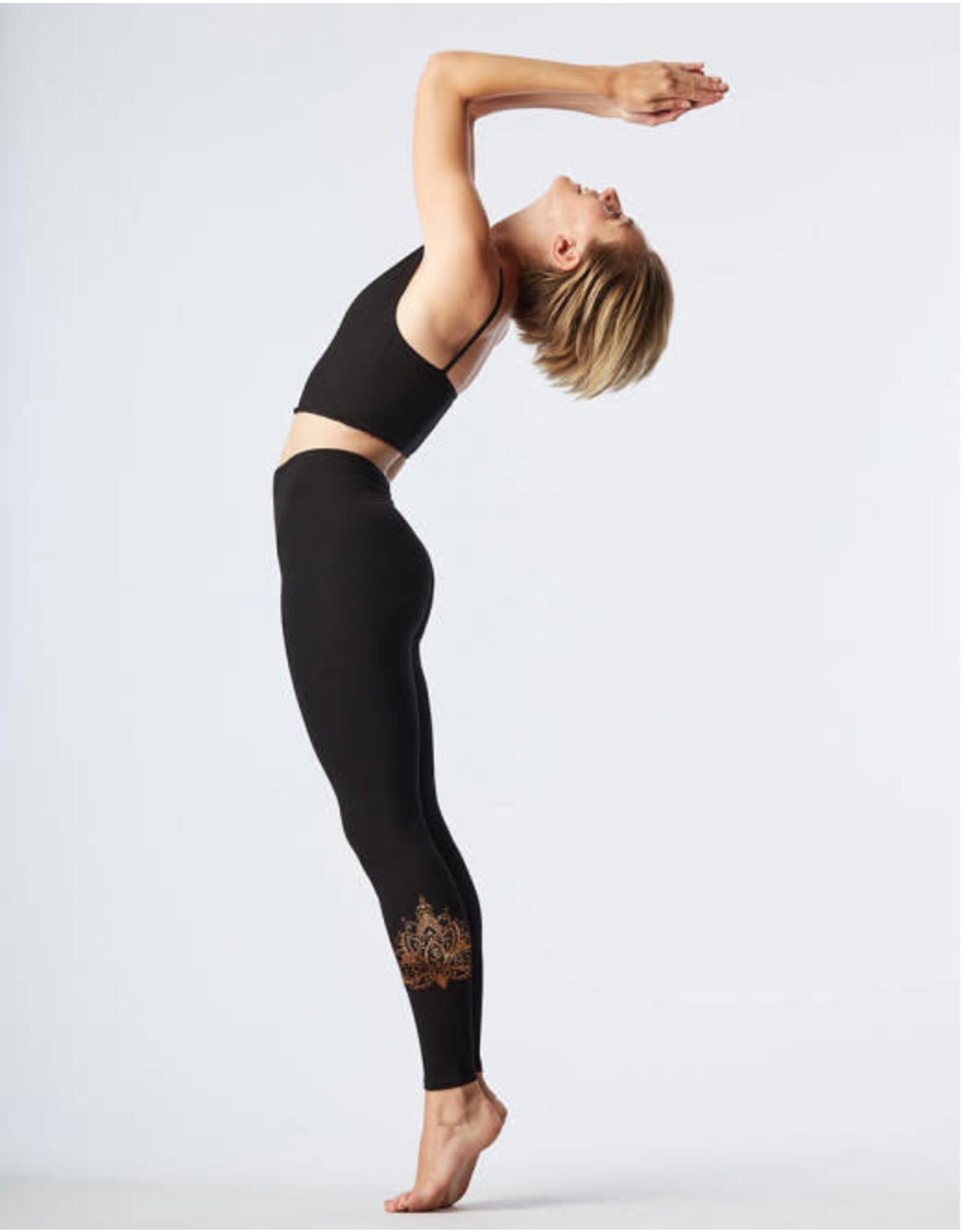 Temps Danse Adalie Flower Yoga legging