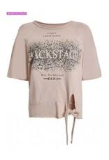 Deha B24121 Halfsleeve sweatshirt