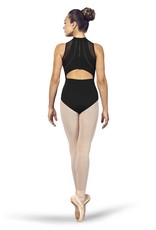 Bloch L4985 Loanne High neck zipback