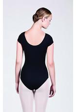Paraddy Balletpak dames PAR1013 korte mouw hoge rug