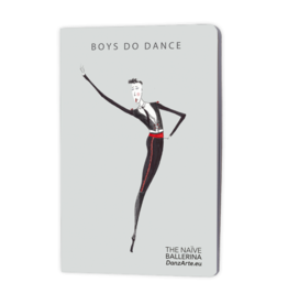 DanzArte Notebook Boys do Dance