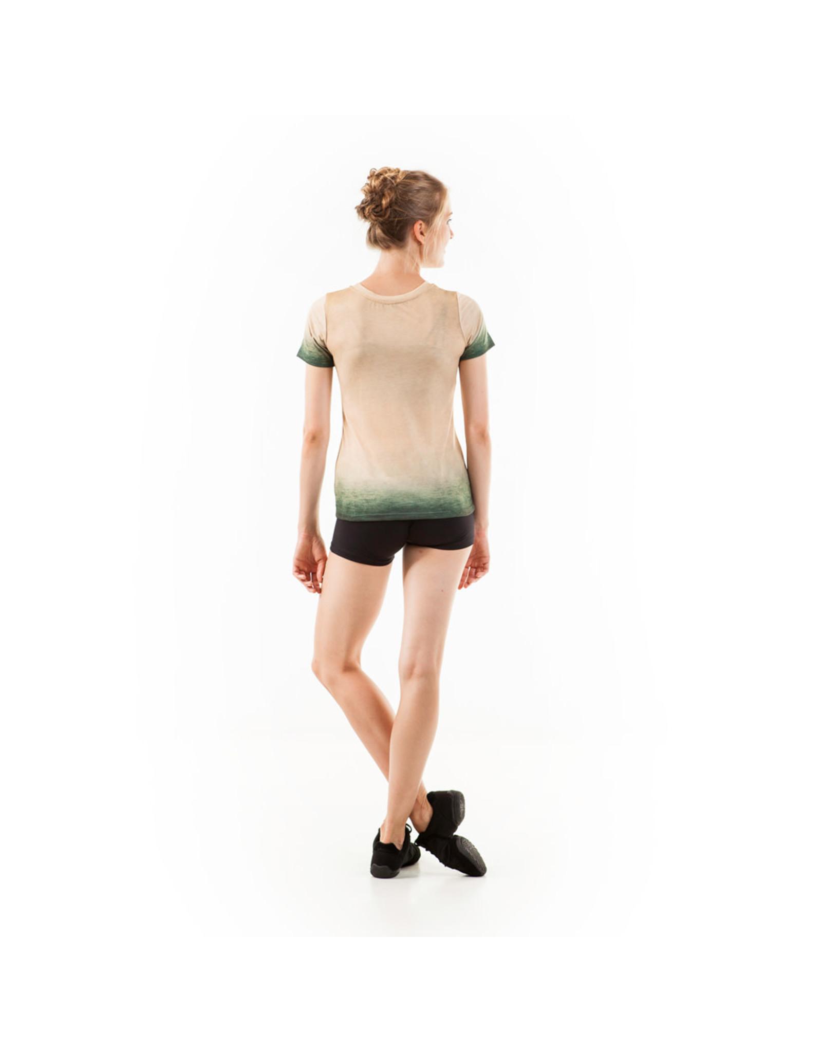 DanzArte T-shirt Suspended Brown