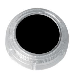 Grimas CAMOUFLAGE MAKE-UP PURE 101 Zwart A1 (2,5 ml)