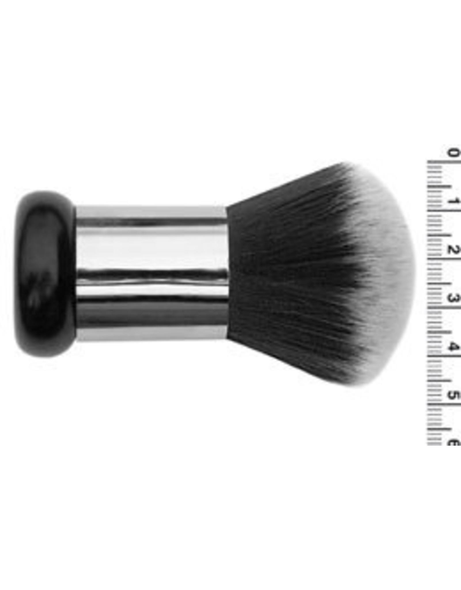Grimas BRUSHES ARTIFICIAL-HAIR FOUNDATION KB1 Kabuki brush