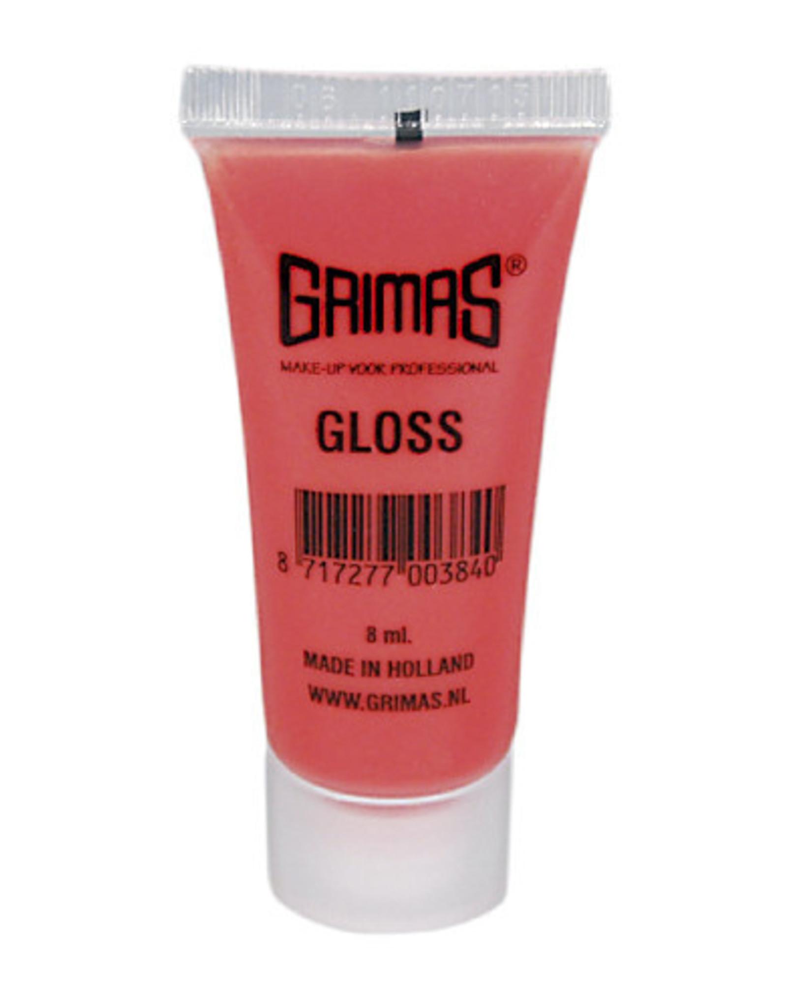 Grimas GLOSS 06 Lichtroze 8 ml