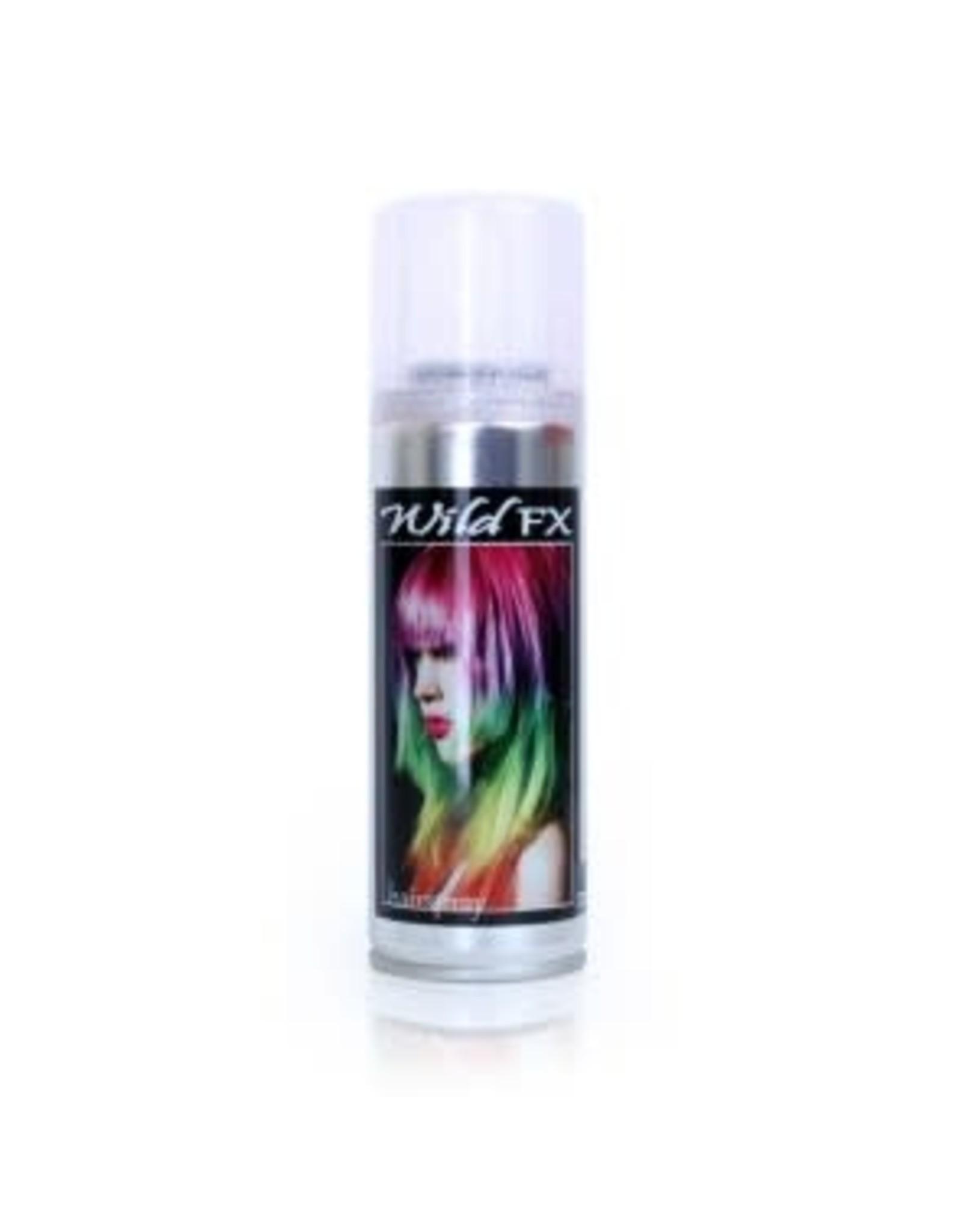 PartyXplosion Hairspray 125 ml Silver Glitter